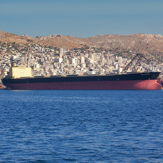 Bulk Pangaea 70,165DWT Panamax Built 1996 Sumitomo Shipbuilding