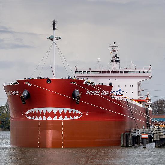 Nordic Oasis 76,180DWT Panamax (Ice Class 1A) Built 2016 Oshima Shipbuilding
