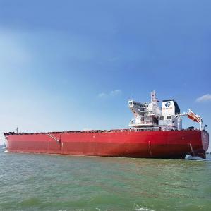 Nordic Sanngijuq 95,758 DWT • Post Panamax (Ice Class 1A) Built 2021 Guangzhou Shipyard International